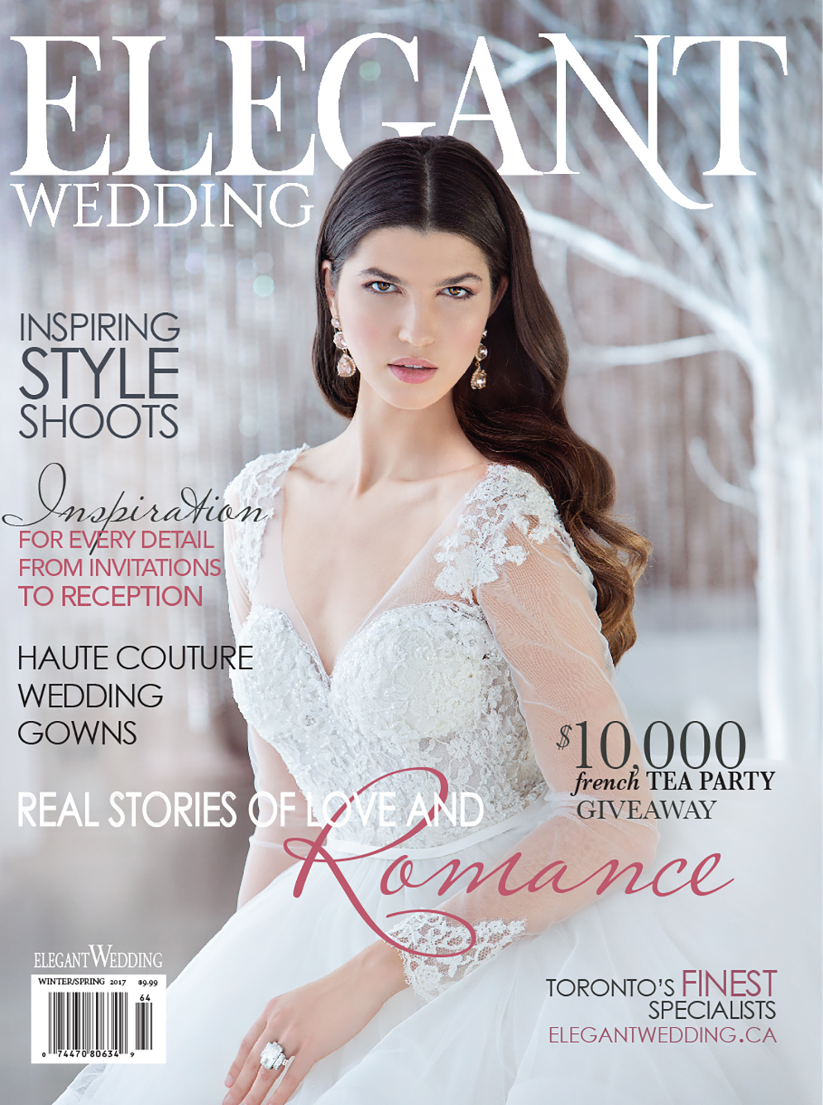 Covers | Award Winning Photography Toronto Ontario | Magnolia Studio Photography