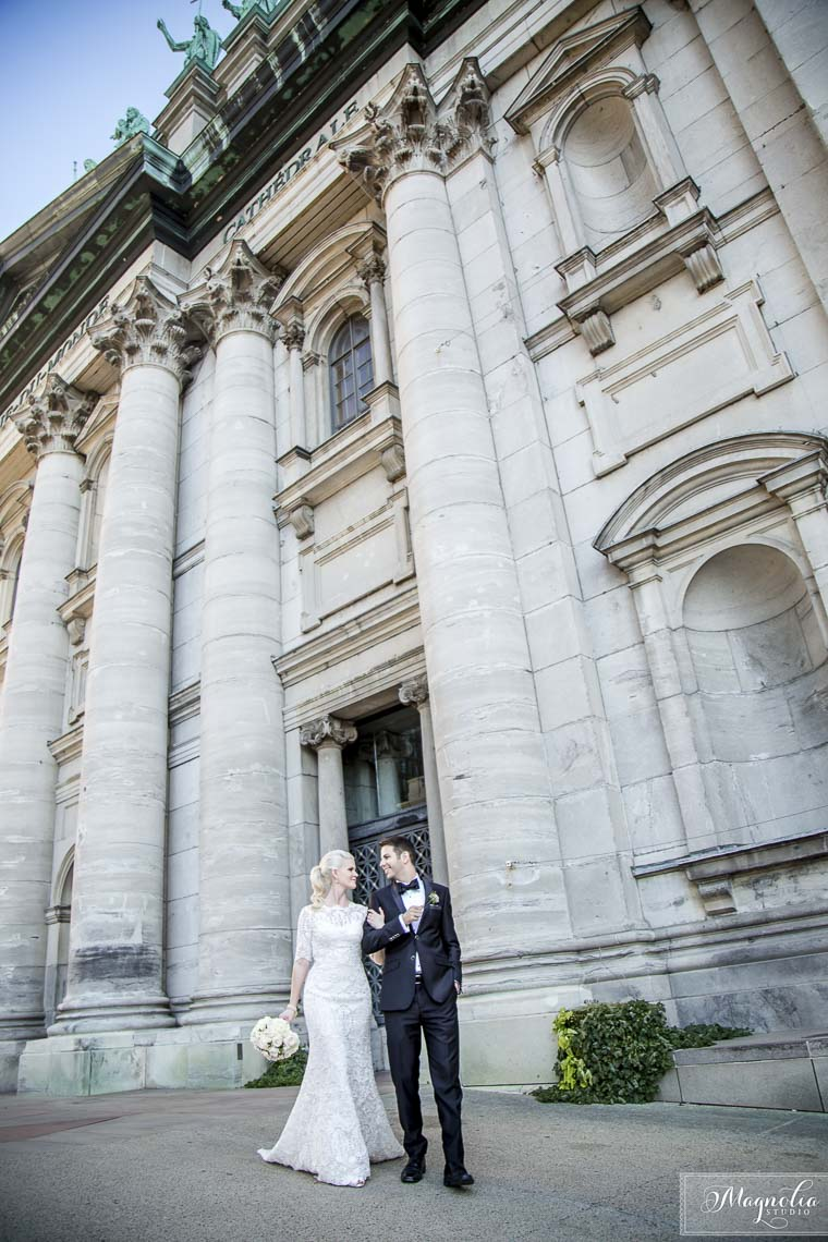 Best Wedding photographer in Vancouver British Columbia | Magnolia Studio Photography