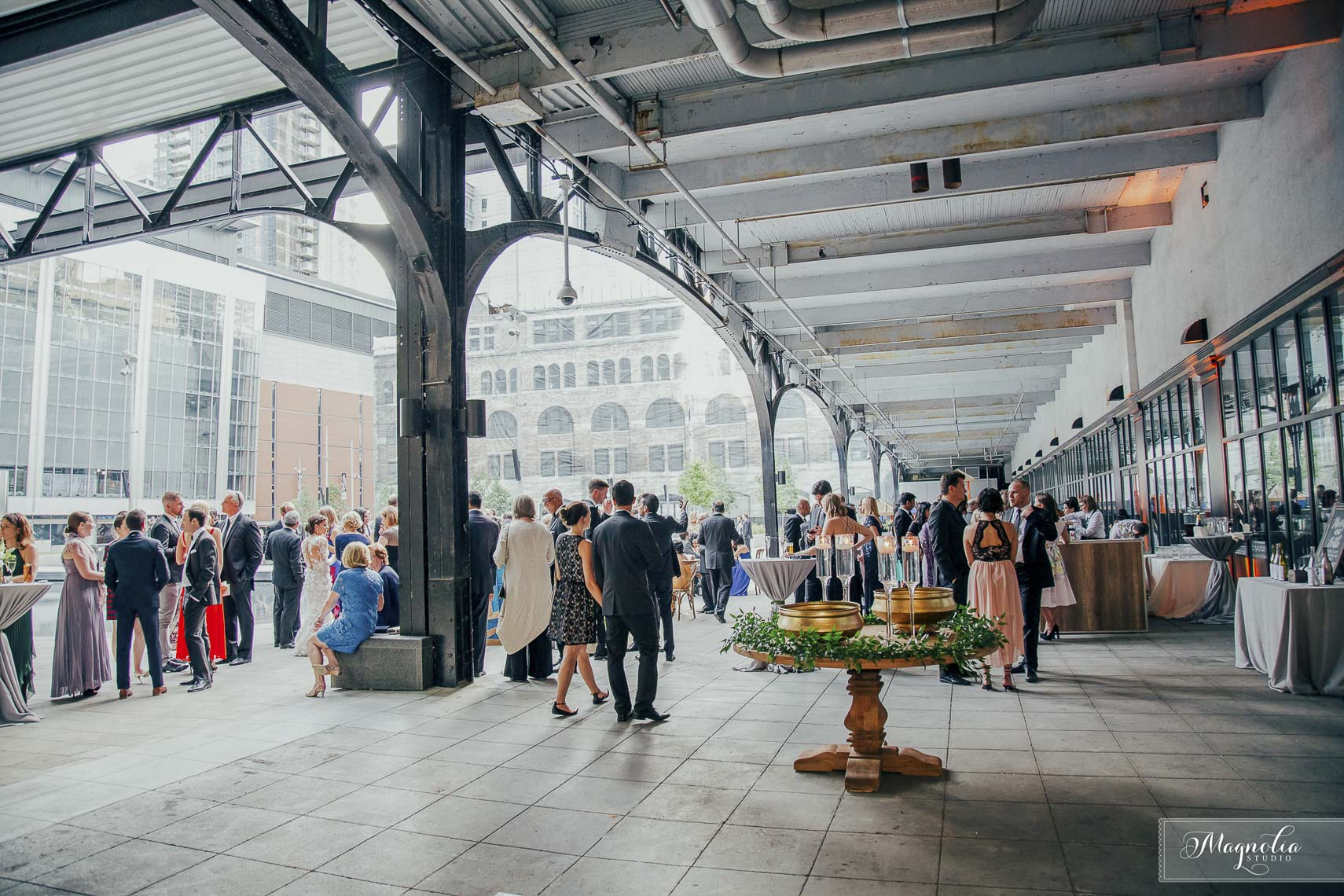 Wedding Reception Photographer Toronto Ontario | Magnolia Studio Photography