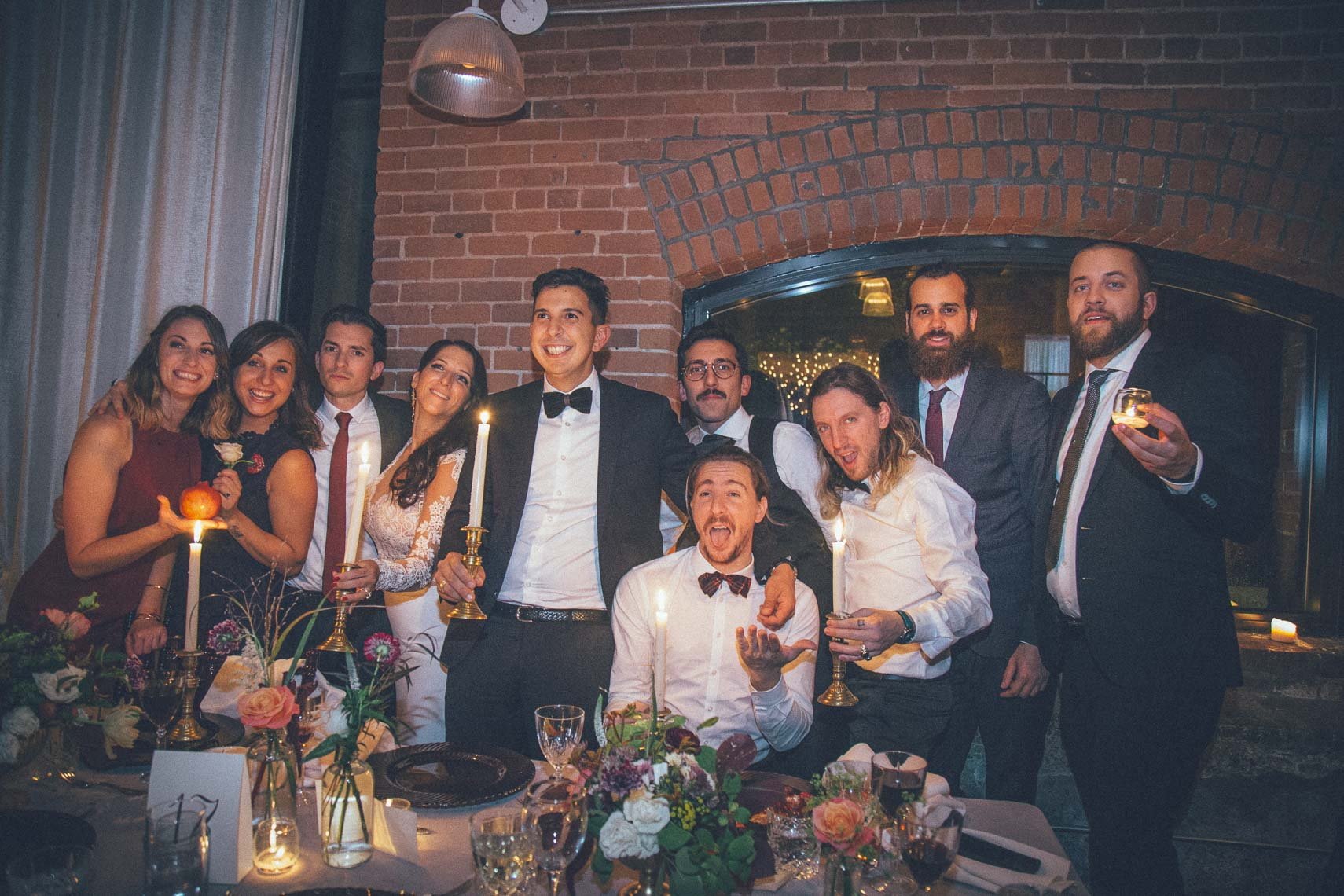 Wedding Reception Photographer Vancouver British Columbia | Magnolia Studio Photography