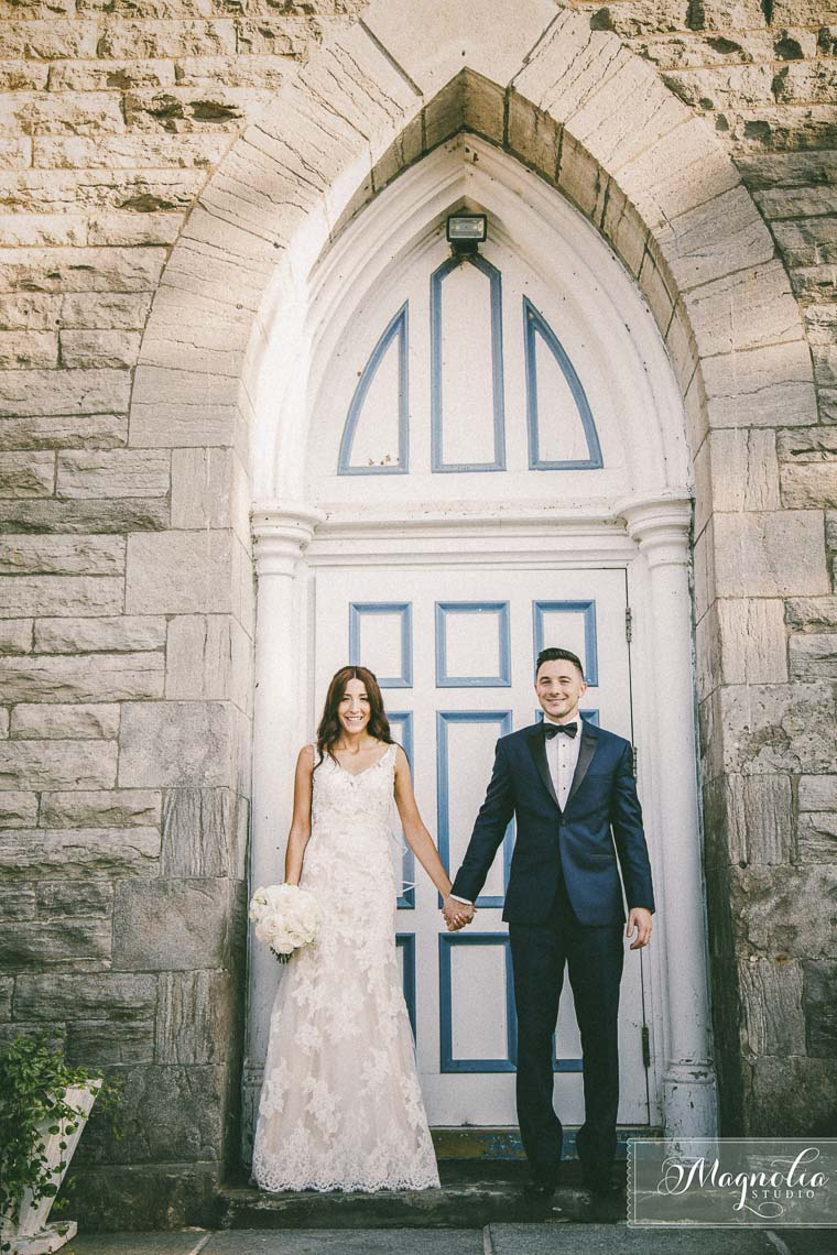 Magnolia Studio Wedding Stories | Montreal Quebec
