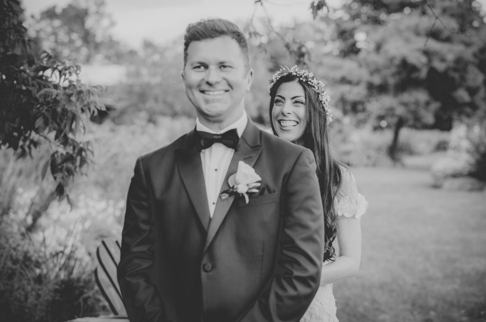 Wedding Stories - Stephanie & Jeff | Magnolia Studio Photography